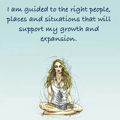 growth expansion affirmation