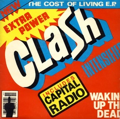 "The Clash's ""Cost of Living"" EP (extended play single) was released in the spring of 1979, not long before they dazzled the world with ""London Calling."" In the spirit of the era, the songs on ""Cost of Living"" did not appear on any actual Clash albums (some were later included in compilation CDs). The song ""Gates of the West"" features some of Strummer's best lyrics, as he contemplates the long journey from ""Camden Town Station to 44th and Eighth"" (northern London to New York City)."