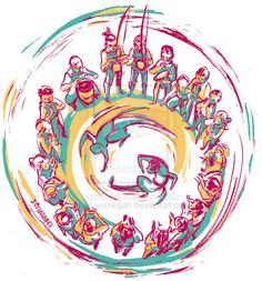 AARTI: Roda de CAPOEIRA agora é Patrimônio Imaterial da Humanidade