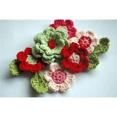 CROCHETED APPLIQUE PATTERNS « Free Patterns