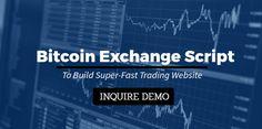 66 Best Bitcoin Exchange Script images in 2019   Script