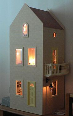 Finnish doll house http://www.flickr.com/photos/tarjankuvat/2334751226/in/pool-dollhouses/