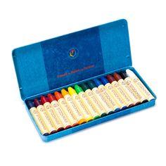 Stockmar Beeswax Crayons in Kids Crafts  – Nova Natural Toys & Crafts