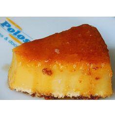 Pudim de queijo. #confeitariapolos (em Polos Pães e Doces)