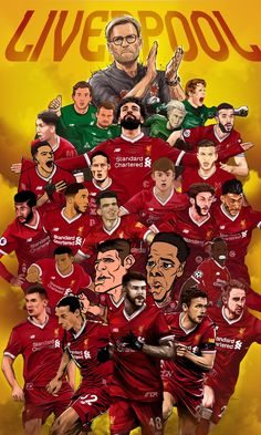 Lfc Wallpaper, Liverpool Fc Wallpaper, Liverpool Wallpapers, Ynwa Liverpool, Liverpool Fans, Liverpool Football Club, Football Celebrations, Juergen Klopp, This Is Anfield