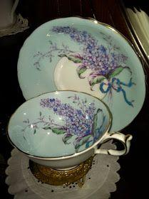 Lady Linda ♡: Tea Time Thursday #17~Another Paragon Beauty