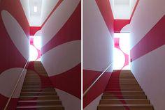 Anamorphic Illusions by Felice Varini (6)