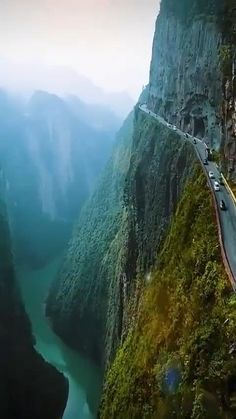 Beautiful Places In The World, Beautiful Places To Visit, Wonderful Places, Cool Places To Visit, Amazing Places On Earth, South America Destinations, South America Travel, Travel Destinations, Dangerous Roads