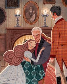 Fantasy Illustration, Children's Book Illustration, Character Illustration, Inspirational Artwork, David Sierra, Disney Concept Art, Kawaii Drawings, Illustrations And Posters, Whimsical Art