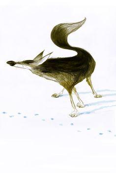 Sketch Gallery by Toni Reyna, via Behance
