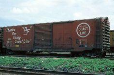 ACL Box Car No. 38489