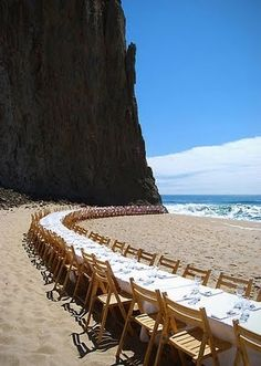 Amazing Beach Setting Photo From Outstanding In The Field Dinner Party Events Secret Sea Cove Bay Area Coast Ca Jeremy Fenske
