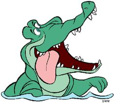 *CROCODILE ~ Peter Pan, 1953