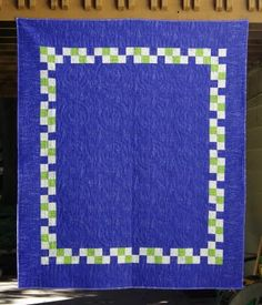 Nice backing idea for quilts.