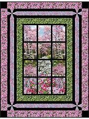 New Quilt Patterns - Bella Vista Quilt Pattern