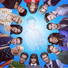 Glee season six. It won't be the same without Finn