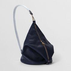 Buy Scuba Tote Navy - Leather Tote Bag : Du Zen!