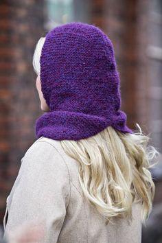 Lämmin huppu suojaa hiukset kauniisti. Näillä ohjeilla se syntyy nopeasti! - Kotiliesi.fi Beanie Hats, Beanies, Winter Hats, Knitting, Fashion, Moda, Tricot, Fashion Styles, Stricken