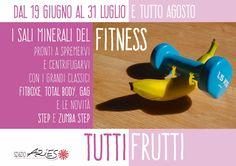 #fitness in #estate ? certo ! in forma anche ad agosto! info@spazioaries.it