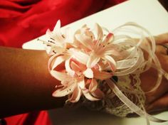 Fall Spring Summer Winter Ivory Pink White Accessories Boutonniere Indoor Ceremony Outdoor Ceremony Wedding Flowers Photos & Pictures - WeddingWire.com