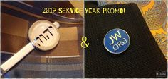 2017 Service Year Mens PromoOur Most by TrailsEndFarmCrafts