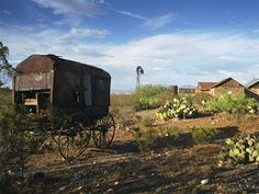 Shakespeare, New Mexico  Ghost town
