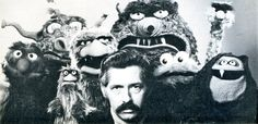 Don Sahlin, Muppet Builder Extra-ordinaire..Imagination is a powerful thing.
