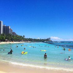 Sobre aquelas coisas que a gente nunca se cansa de ver. Foto: @vida.la.fora #808  #vida #morarfora #honolulu #waikiki  #hilife #havai #hawaii #aloha #hi #eua #mahalo