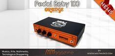 Pedal Baby 100 di Orange, dal NAMM 2019 la nuova testata economica Cards, Tecnologia, A Class, Maps