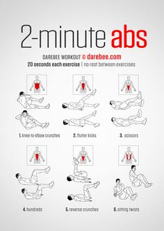 2 Minute Abs                                                                                                                                                      More