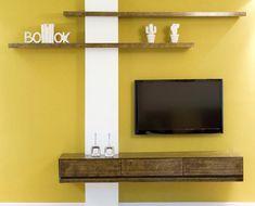 Ideen Für Das Design Rund Um Ihren Fernseher In Ihrem Wohnzimmer
