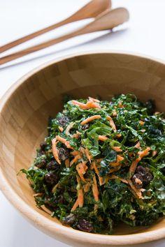 Kale Slaw recipe from PBS Food.