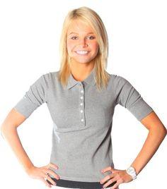 Alki`i Junior 2-Pack Womens Polo Shirts