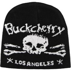 8e7d82f4ac7 Buckcherry L.A. Beanie - Headwear - Accessories