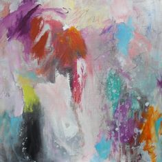"""Saatchi Online Artist Karin Lauria; Painting, """"A Very Good Monday"""""""