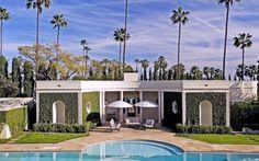 Celebrity Real Estate: Ryan Seacrest buys Ellen DeGeneres' house (photo credit: Westside Estate Agency) May 2012