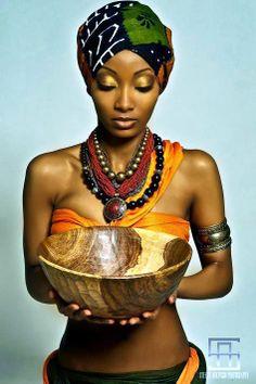 www.attachnwrap.com Headwrap | African beauty
