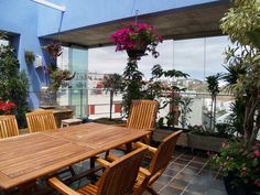 The perfect way to start your day is with Lumon! Our retractable glass allows you to enjoy your outdoor season longer! Living Room Trends, Living Spaces, Temporary Wall, Balcony Design, Colorful Chairs, Outdoor Living, Outdoor Decor, Furniture Arrangement, Home Renovation