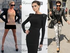 Strong shoulders, strong woman!  Shoulder Pads Are Back!!