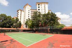 Tennis Court, Holiday Inn Resort Batam