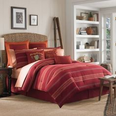 Tommy Bahama Home Vera Cruz Comforter and Duvet Cover Mini Sets - Duvet Covers - Bed & Bath - Macy's