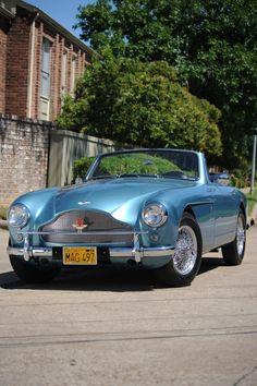 1958 Aston-Martin DB Mark III DHC