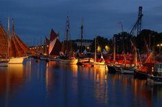 Port de Plaisance, Vannes, Morhiban, Bretagne.
