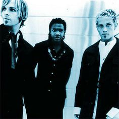 DC Talk - at the Billy Graham Crusade - LP field here in Nashville - 2000