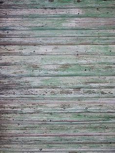 Kate Background Light Green Retro Wood Photography Backdrop