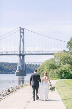 Hudson River, Brooklyn Bridge, Wedding Photos, Marriage Pictures, Wedding Photography, Wedding Pictures