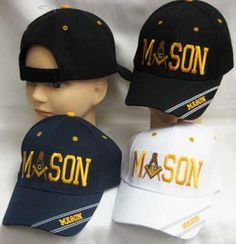 Mason Cap. Hubert Jackson · French · Photo Masonic Store ... 95be0bef88c2