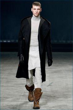 91219936024 Rick Owens (Fall 2011) Men s Wardrobe
