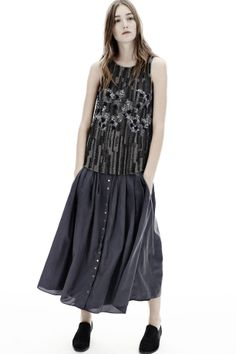 theory pre-fall 2014//skirt