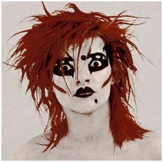 N I N A H A G E N Nina Hagen, Afro Punk, Punk Goth, El Rock And Roll, The Good Son, Goth Glam, David Bowie Ziggy, Riot Grrrl, Club Kids